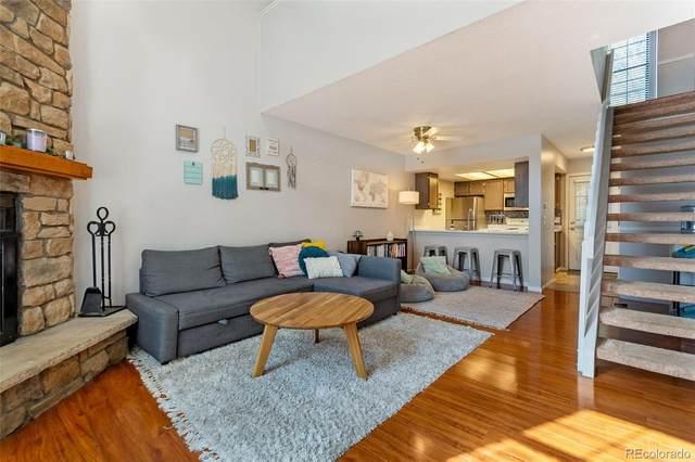 498 S Memphis Way B, Aurora, CO 80017 (#7041017) :: Mile High Luxury Real Estate