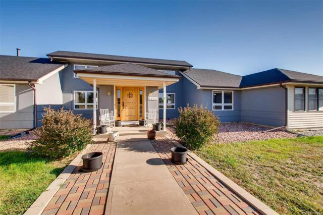 1454 W 150th Place, Broomfield, CO 80023 (#7041223) :: The Peak Properties Group
