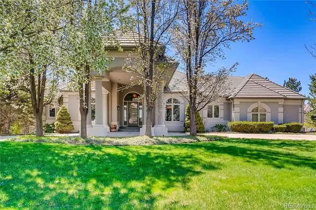 6960 S Polo Ridge Drive, Littleton, CO 80128 (#7041378) :: Berkshire Hathaway HomeServices Innovative Real Estate