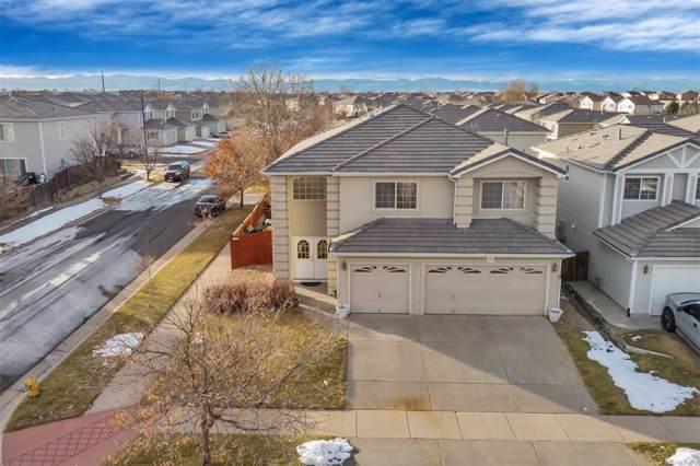 3907 Lisbon Street, Denver, CO 80249 (#7041416) :: The HomeSmiths Team - Keller Williams