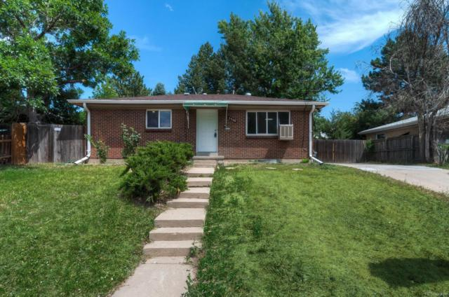 2540 Billings Street, Aurora, CO 80011 (MLS #7041530) :: 8z Real Estate