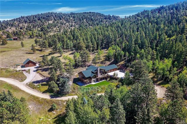 14088 Spirit Valley Trail, Conifer, CO 80433 (#7041684) :: Wisdom Real Estate