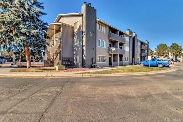 8100 W Quincy Avenue N1, Denver, CO 80123 (MLS #7042031) :: 8z Real Estate