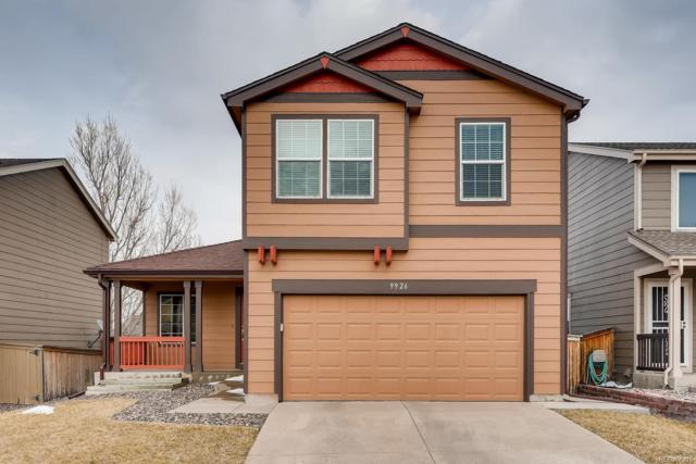 9926 Aftonwood Street, Highlands Ranch, CO 80126 (#7042128) :: The HomeSmiths Team - Keller Williams