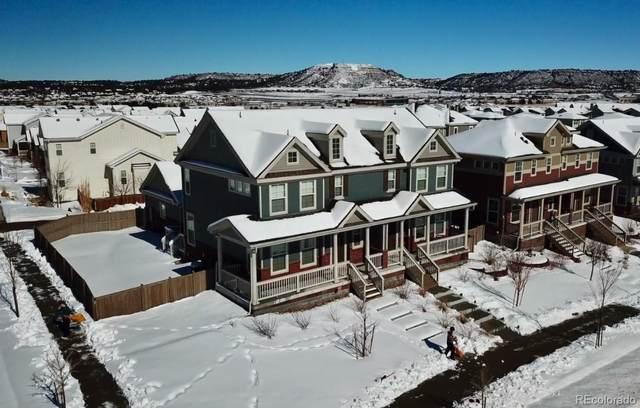 4294 N Meadows Drive, Castle Rock, CO 80109 (#7042401) :: The HomeSmiths Team - Keller Williams