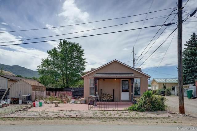 129 N K Street, Salida, CO 81201 (#7042416) :: Real Estate Professionals