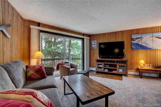 1161 Ski Hill Road #138, Breckenridge, CO 80424 (MLS #7042442) :: 8z Real Estate