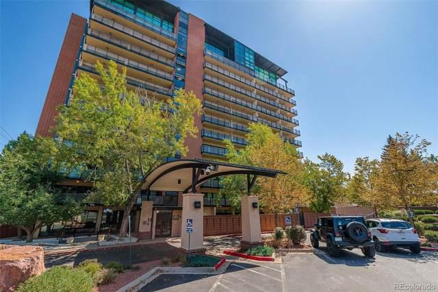 417 E Kiowa Street #406, Colorado Springs, CO 80903 (#7042446) :: My Home Team