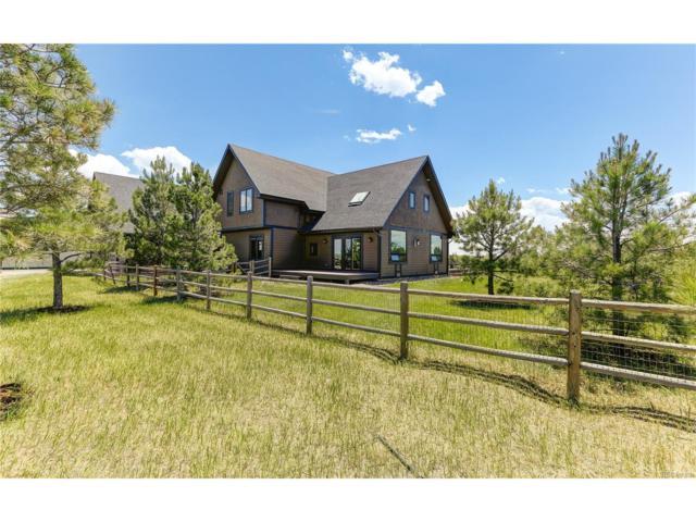 24745 Ben Kelly Road, Elbert, CO 80106 (MLS #7042707) :: 8z Real Estate