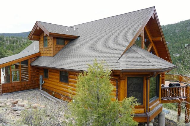 3855 Star Way, Estes Park, CO 80517 (#7042986) :: The Galo Garrido Group