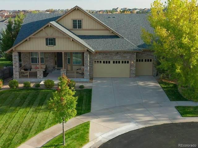 26156 E Fair Place, Centennial, CO 80016 (#7043800) :: Compass Colorado Realty