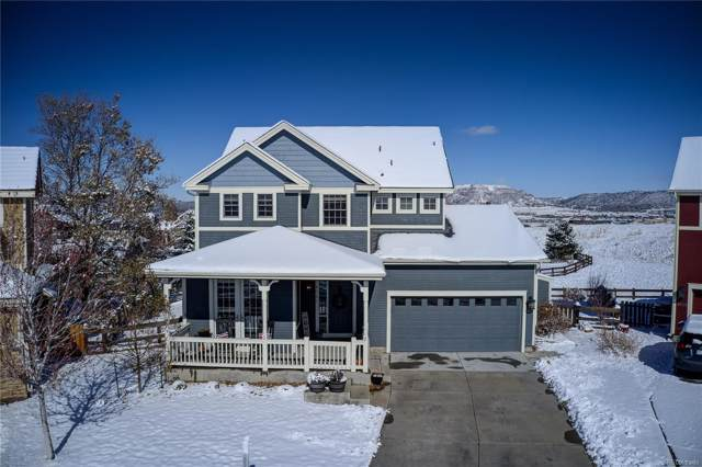 4028 Brushwood Way, Castle Rock, CO 80109 (#7043846) :: The Heyl Group at Keller Williams