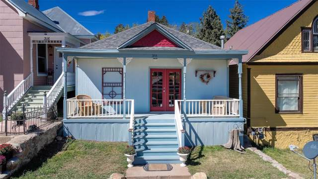 311 S 4th Street, Victor, CO 80860 (#7044396) :: The DeGrood Team