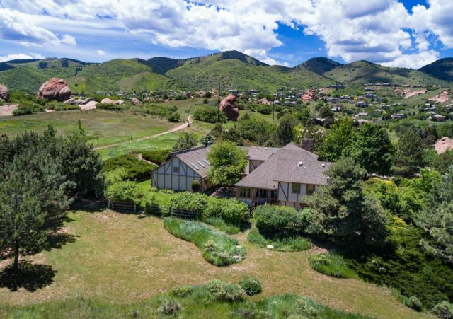 6390 Crestbrook Drive, Morrison, CO 80465 (MLS #7044413) :: Keller Williams Realty