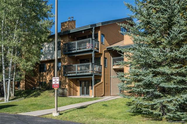 460 Ore House Plaza #103, Steamboat Springs, CO 80487 (#7044578) :: The Harling Team @ Homesmart Realty Group
