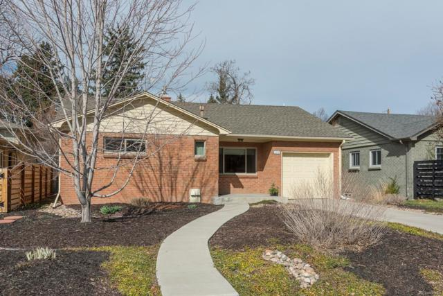 1731 Olive Street, Denver, CO 80220 (#7044707) :: The Pete Cook Home Group