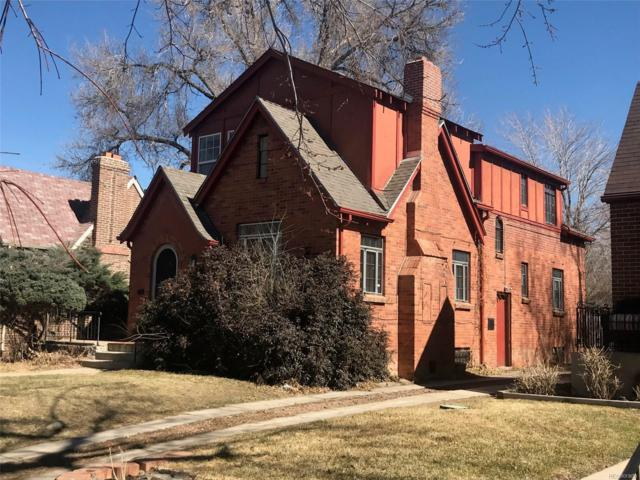 1458 Glencoe Street, Denver, CO 80220 (#7044853) :: Bring Home Denver