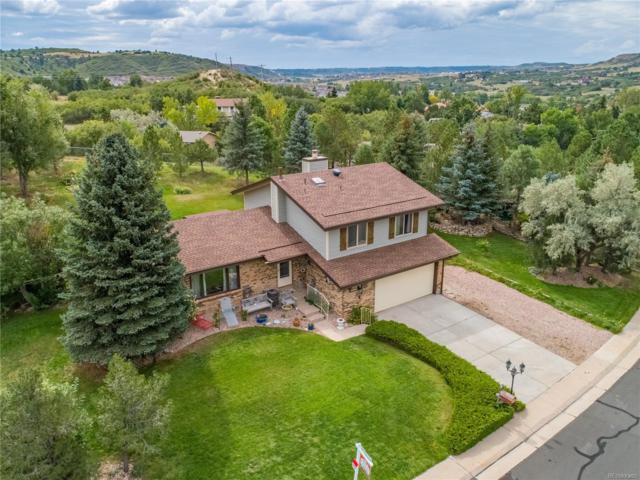 106 Hill Drive, Castle Rock, CO 80104 (#7045124) :: The Galo Garrido Group