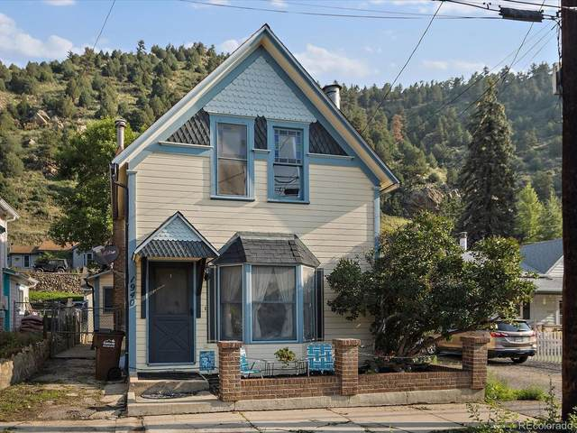 1940 Virginia Street, Idaho Springs, CO 80452 (#7045156) :: Own-Sweethome Team