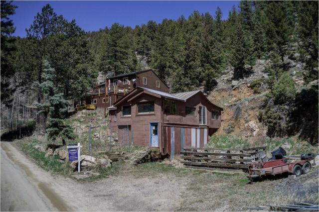 1524 Beaver Brook Canyon Road, Evergreen, CO 80439 (#7045523) :: Arnie Stein Team | RE/MAX Masters Millennium