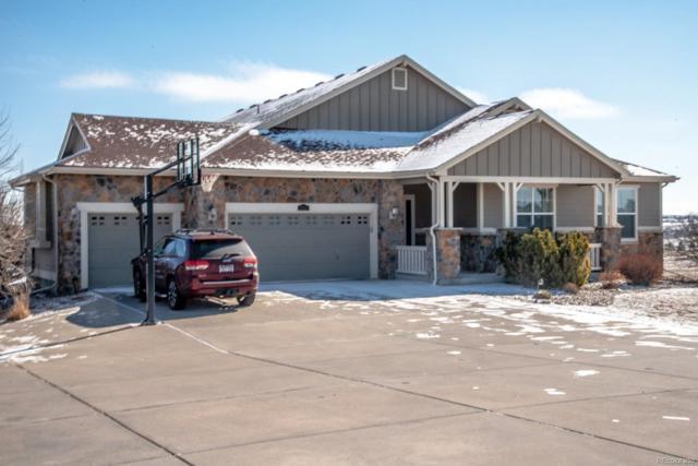 2382 Antelope Ridge Trail, Parker, CO 80138 (#7045541) :: The Heyl Group at Keller Williams