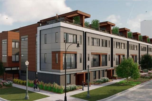 2350 Tremont Place #18, Denver, CO 80205 (#7046191) :: iHomes Colorado