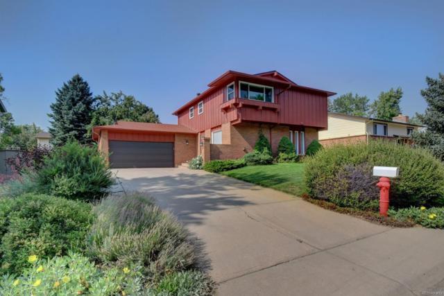 6312 W Maplewood Drive, Littleton, CO 80123 (#7046827) :: Wisdom Real Estate