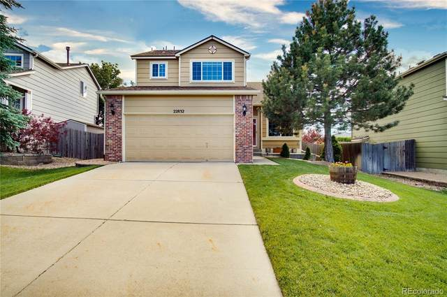 22832 E Dorado Drive, Aurora, CO 80015 (#7046848) :: The Dixon Group