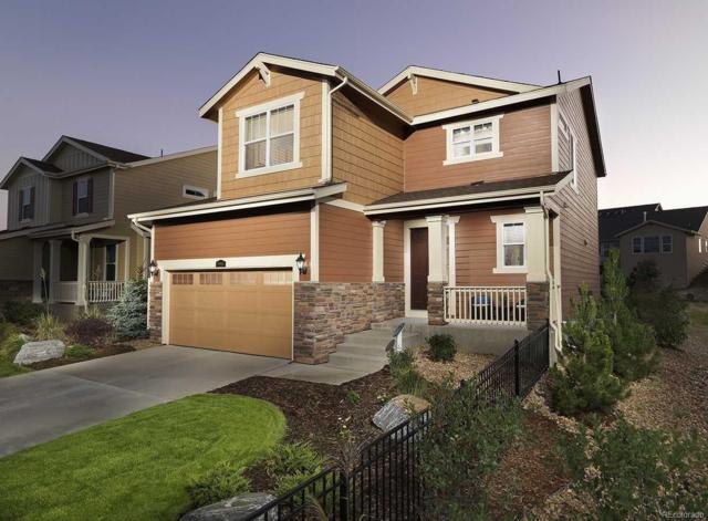 9996 Isle Circle, Parker, CO 80134 (MLS #7046864) :: Kittle Real Estate