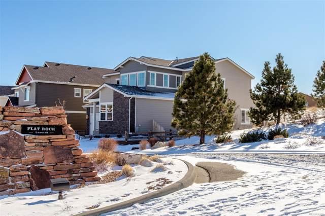 1765 Tall Tale Lane, Castle Rock, CO 80108 (#7047076) :: The Peak Properties Group