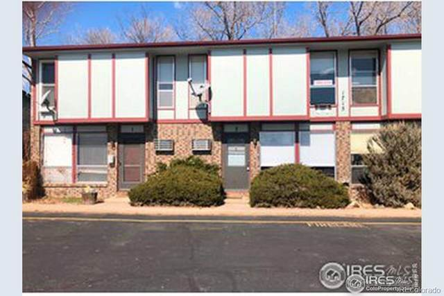 1715 Azalea Drive #2, Fort Collins, CO 80526 (#7047433) :: Compass Colorado Realty