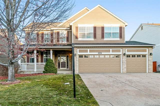 10038 Brisbane Way, Highlands Ranch, CO 80130 (#7047519) :: The HomeSmiths Team - Keller Williams