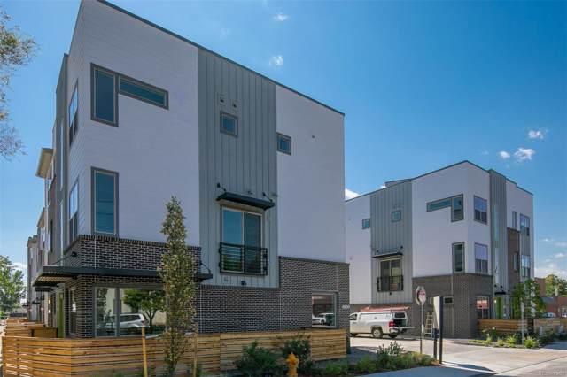 4100 E Iliff Avenue #10, Denver, CO 80222 (MLS #7047906) :: 8z Real Estate