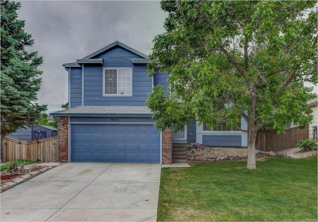 10253 Woodrose Court, Highlands Ranch, CO 80129 (#7047998) :: Compass Colorado Realty