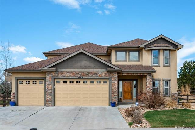 4402 Arnica Court, Johnstown, CO 80534 (#7048317) :: iHomes Colorado