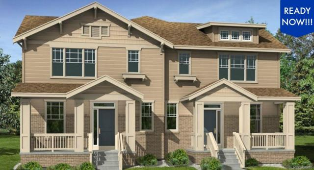 14754 E Crestridge Drive, Aurora, CO 80015 (#7048387) :: My Home Team