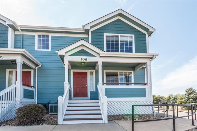 3660 W 25th Street #106, Greeley, CO 80634 (#7048441) :: The Peak Properties Group