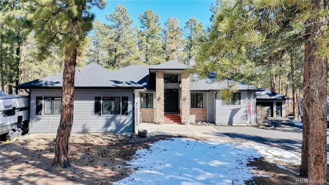 7144 Marshall Road, Larkspur, CO 80118 (#7048670) :: The Harling Team @ HomeSmart