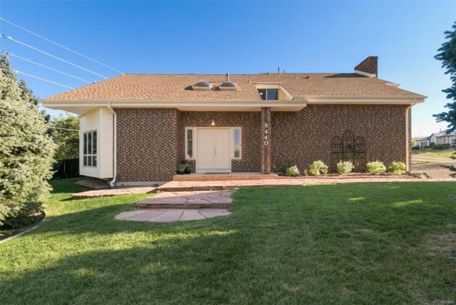 8440 W Fairview Avenue, Littleton, CO 80128 (MLS #7049644) :: 8z Real Estate