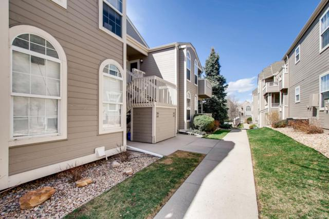 5710 W Asbury Place #204, Lakewood, CO 80227 (#7049883) :: Wisdom Real Estate