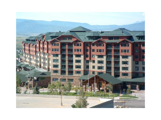 2300 Mount Werner Circle #707, Steamboat Springs, CO 80487 (#7050193) :: Wisdom Real Estate