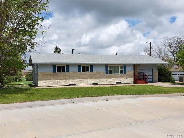 1660 Clinic Drive, Limon, CO 80828 (#7050543) :: The DeGrood Team