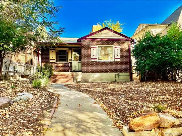 624 N Downing Street, Denver, CO 80218 (#7050827) :: Wisdom Real Estate