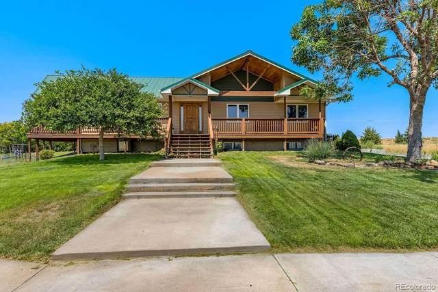 13123 County Road 31, Sterling, CO 80751 (#7051031) :: iHomes Colorado