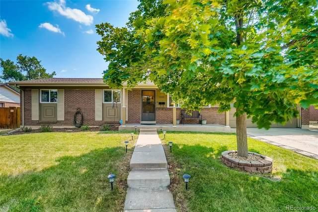 13640 E Dakota Place, Aurora, CO 80012 (MLS #7051694) :: Find Colorado