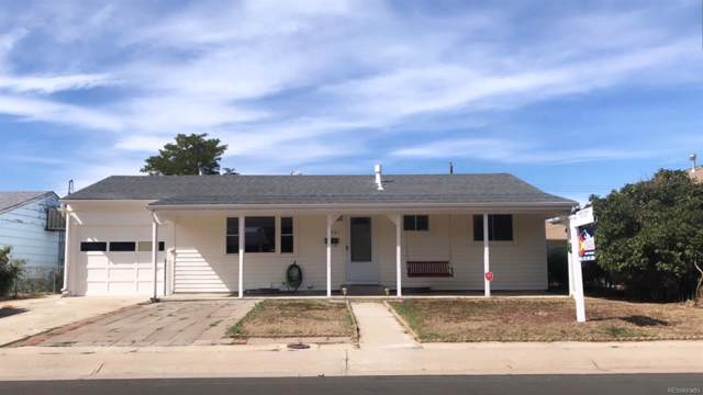 7781 Ladore Street, Commerce City, CO 80022 (MLS #7051779) :: 8z Real Estate