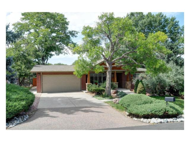 3385 Independence Court, Wheat Ridge, CO 80033 (MLS #7051789) :: 8z Real Estate