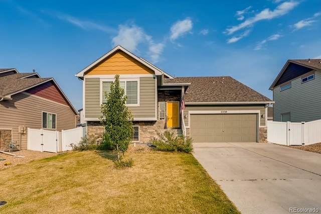 2230 74th Avenue, Greeley, CO 80634 (#7051889) :: The Dixon Group