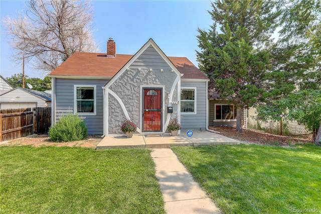 1420 S Birch Street, Denver, CO 80222 (MLS #7051942) :: Find Colorado
