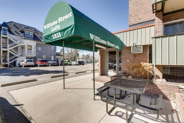 1833 N Williams Street #504, Denver, CO 80218 (#7052584) :: Structure CO Group